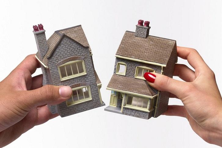 Раздел ипотеки, квартиры и долгов. Различные ситуации